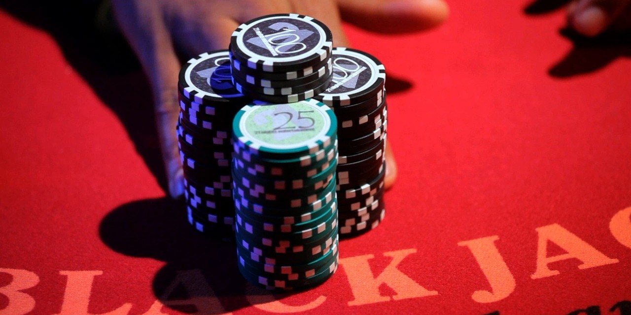 The Great Blackjack Betting System