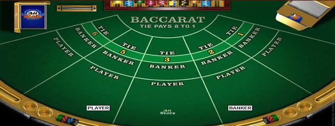 Baccarat Game Tips